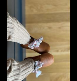 Bibelot Bibelot Vintage Print Oxford Shoes