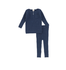Lil legs Analogie  Knit Pocket Set