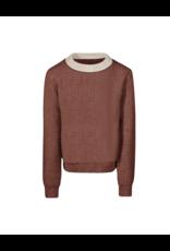 Jaybeechild Jaybee Child Contrast Chunky  Sweater