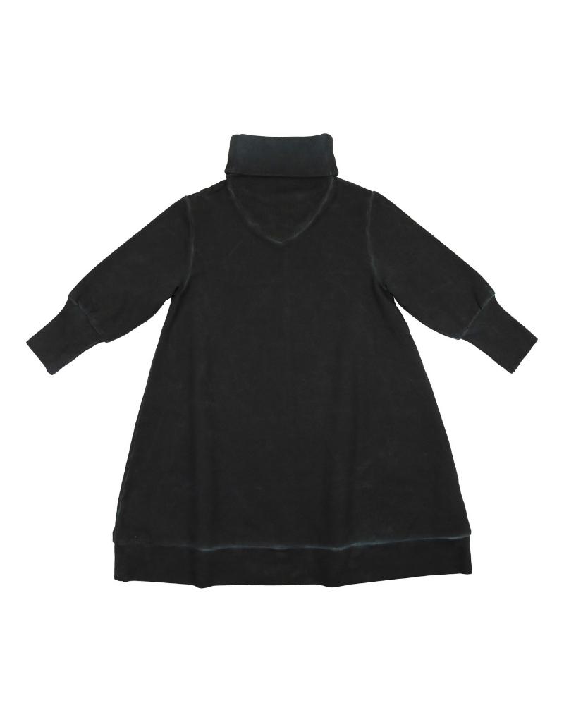Kin + Kin Kin+kin Washout Dress V-Neck