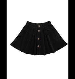 Kin + Kin Kin+kin  Cordaroy Buttoned Skirt