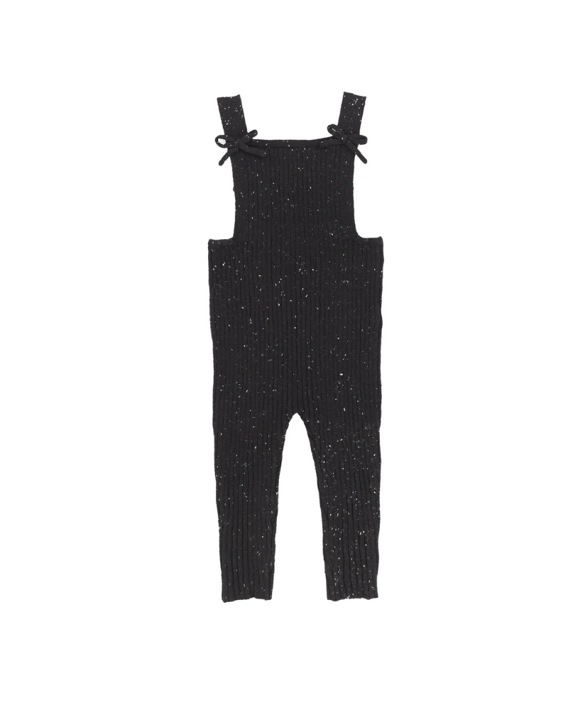 Lil legs Analogie  Infant Bow Overalls