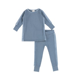 Analogie Analogie  Infant Velour Accent Pajama