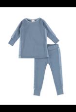 Lil legs Analogie Velour Accent Pajama