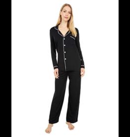 Kickee Pants Kickee Pants Women Collared Pajama