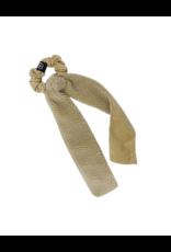 Bandeau Bandeau Sherpa Velvet and Scrunchie