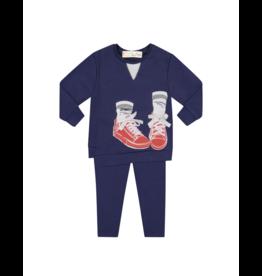 Teela Teela Sneaker Baby Set