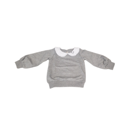 Paper Cape Paper Cape Organic Peter Pan Collar Sweatshirt