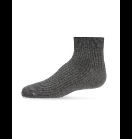 Infinity Memoi Thin Ribbed Anklet MK-5201
