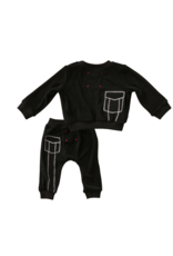 Hey Kid Hey Kid Infant Text Embroidery Set