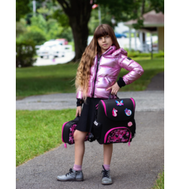 Light+Nine Light Plus Nine Student Foldable Backpack