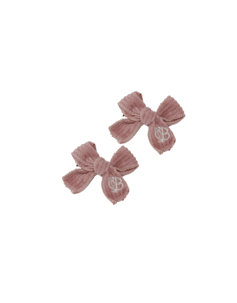 Bandeau Bandeau Corduroy Mini Clips
