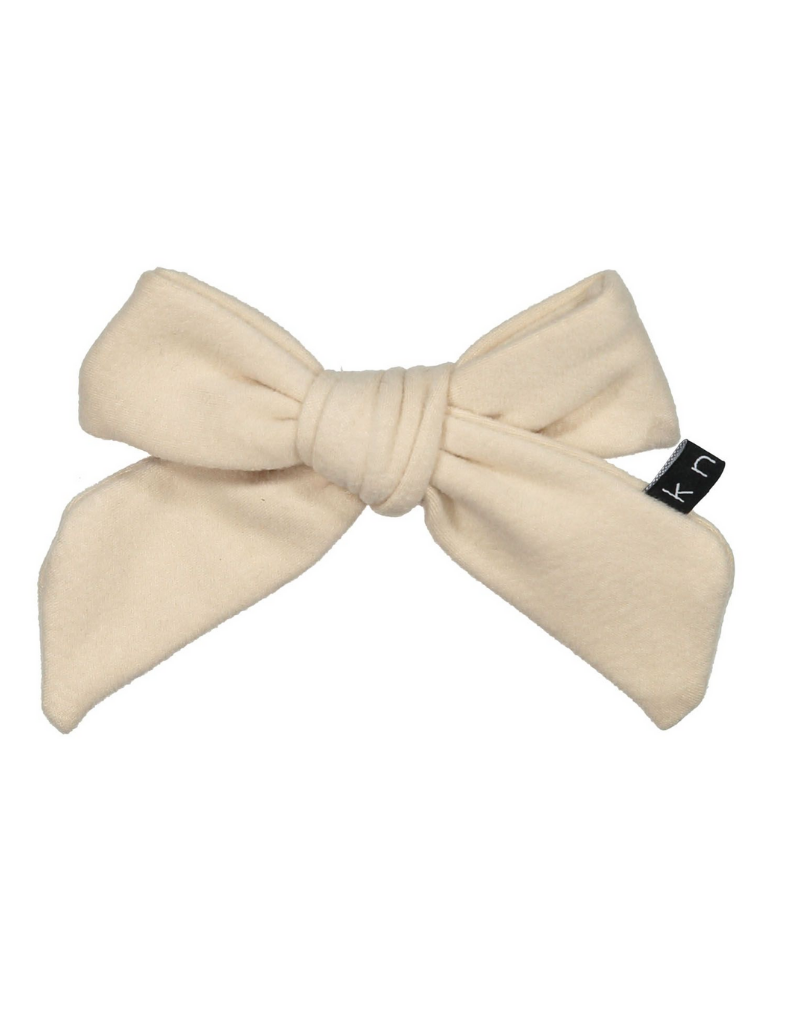 Knot Knot Forte Felted Bow Clip