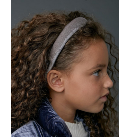 Knot Knot Clef Velvet Headband plus Hair Tie Set