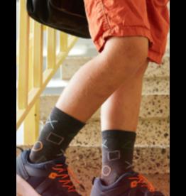 Condor Condor Shapes Print Socks-3908/4