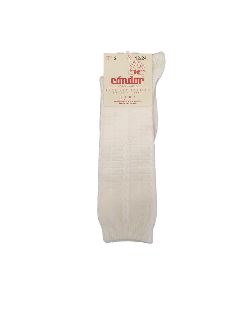 Condor Condor Cable Design Knee Sock-2312/2