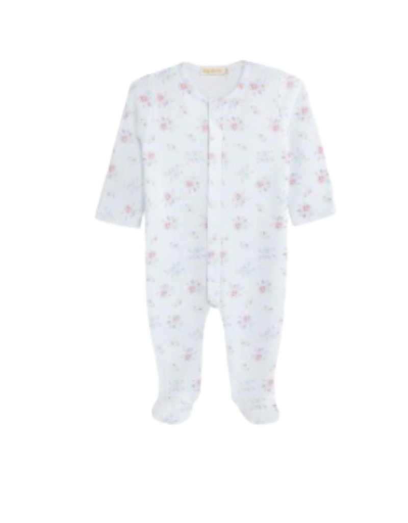 Baby Club Chic Baby Club Chic Bouquet Footie