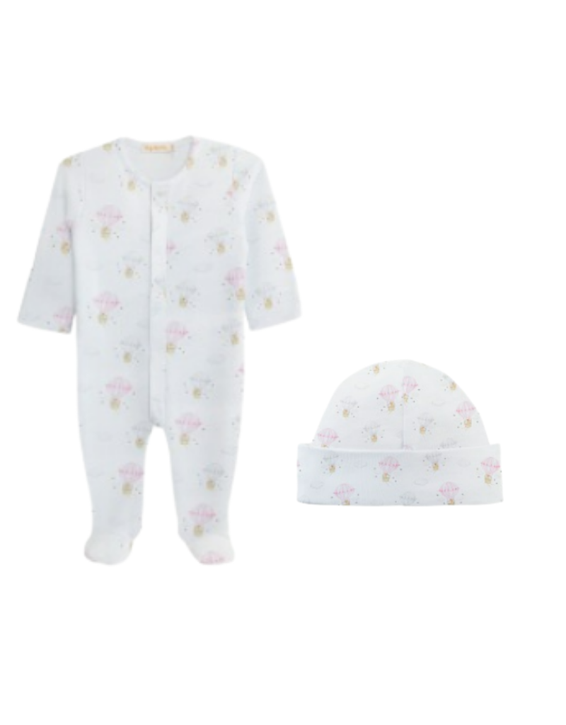 Baby Club Chic Baby Club Chic  Fly Together  Footie
