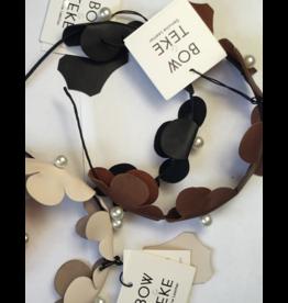 Bow & Teke Bow & Teke  Leather Headband