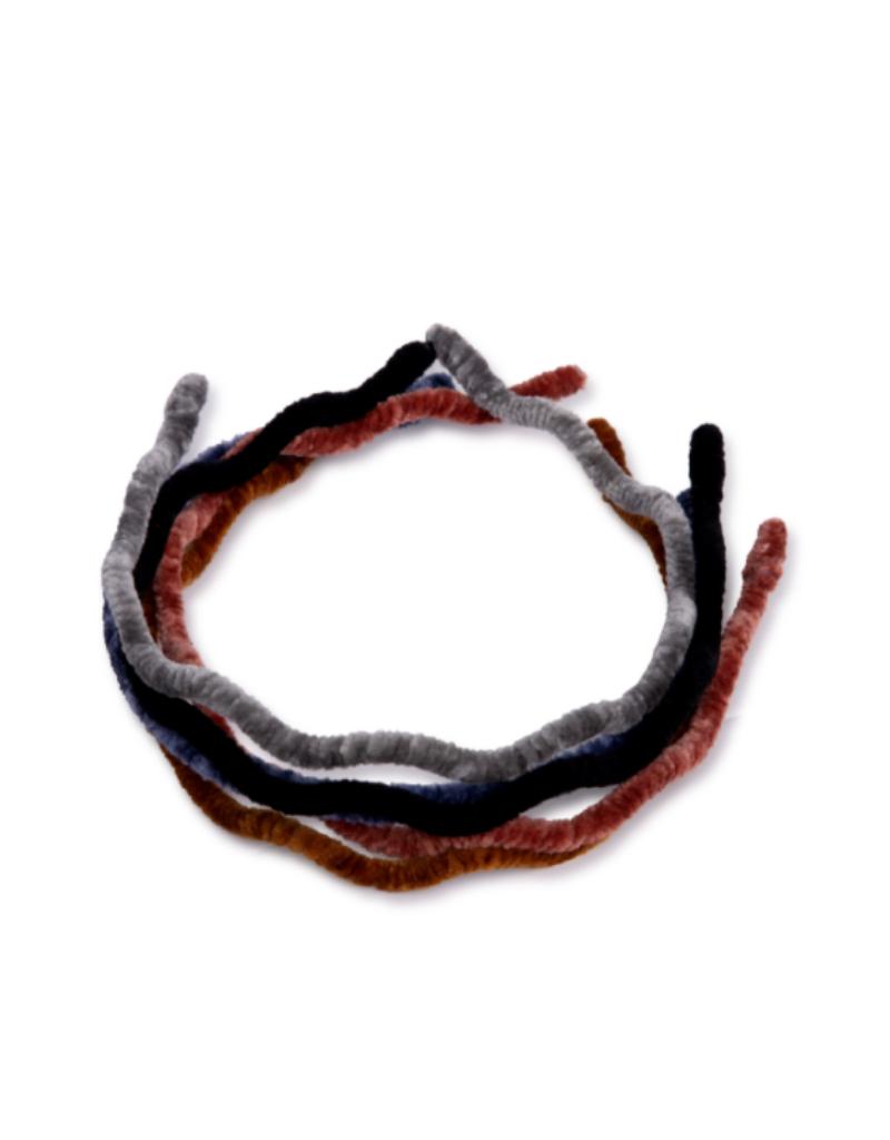 Heirlooms Heirlooms Squiggle hard headband