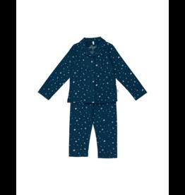 Pouf Pouf Star Print Grandpa Pajama