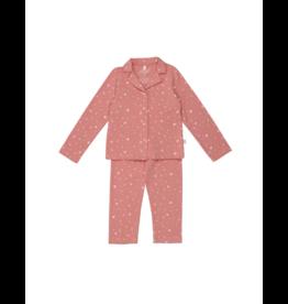 Pouf Pouf Infant  Star Print Grandpa Pajama