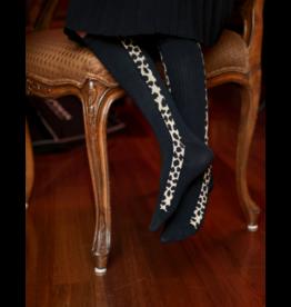 Zubii Zubii Linear Print Knee High - 515