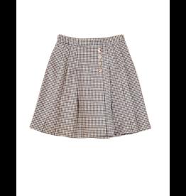 Neuf 9 Neuf 9 Girls Pleated Skirt