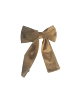 DaCee Dacee Velvet Bow Large Clip