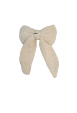 DaCee Dacee Hairy Mohair Bow Large Clip