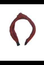 DaCee Dacee Bulky Cable Knot Headband