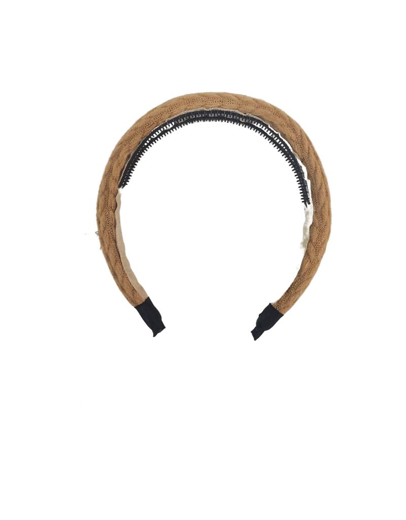 DaCee Dacee Bulky Cable Padded Headband