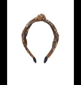 DaCee Dacee Corduroy Knot Headband