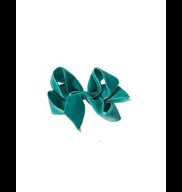 Bows Arts Bows Arts Velvet Bow Clip -A