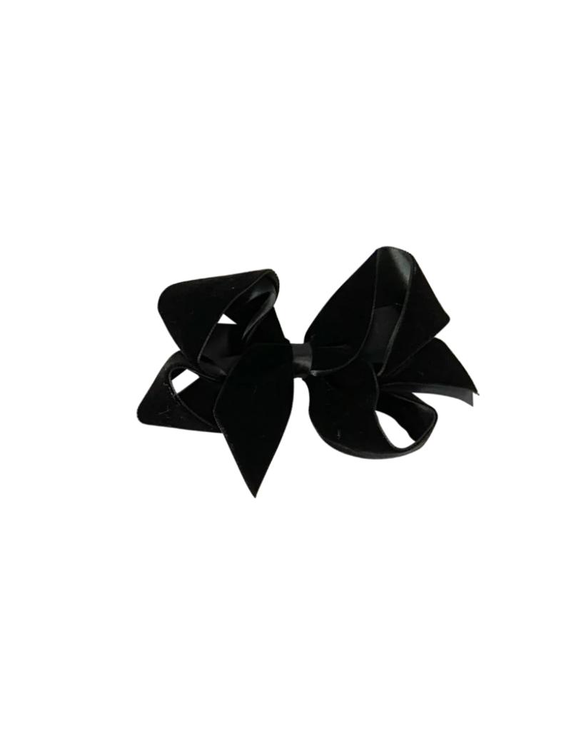 Bows Arts Bows Arts Velvet Bow Clip -B