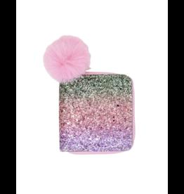 Zomi Gems Zomi Gems Rainbow Glitter Wallet