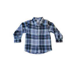 Little Mish Mish  Lighting Flannel Shirt