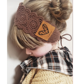 Lalou Lalou Crochet Band with Logo