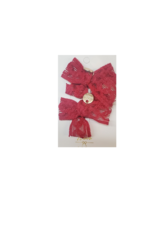 Halo Luxe Halo Luxe Isla Knit Bow Double Clip