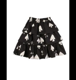 Beau Loves Beau Loves Black Ace Trio Skirt