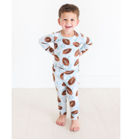 Posh Peanut Posh Peanut Field Day-Long Sleeve Pajama