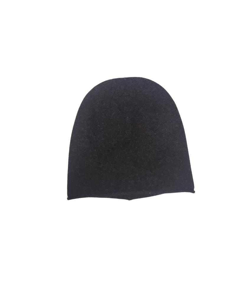 Carolina Amato Carolina Amato Rolled Cuff Hat
