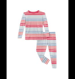 Kickee Pants Kickee Pants Stripe Pajama