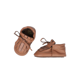 Ili and Charlie Ili+Charlie Loafer Lace Up Moccasins