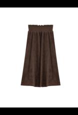 Five Stars Five Stars Women  Velour Skirt