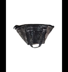 Bari Lynn Bari Lynn Snake Iridescent Bag