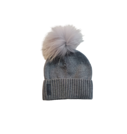 Maniere Maniere Wool Cuff Knit Hat