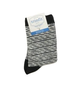 Trimfit Trimfit Spacedyed Crew Socks - 17054