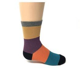Condor Condor Multi Color Striped Socks 3464/4
