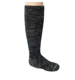 Memoi Memoi Lurex Knee Socks